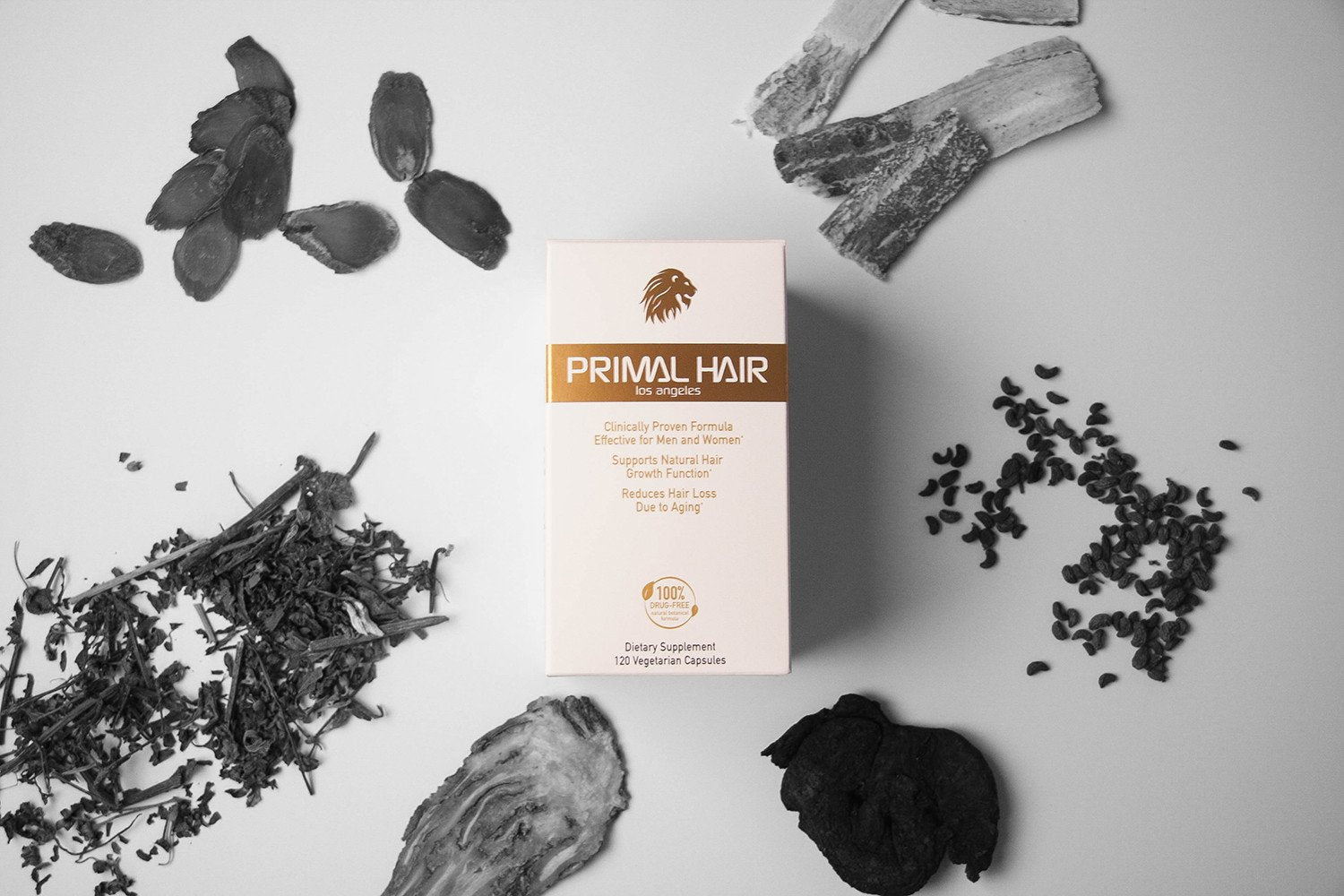 The POWERFUL Ingredients in the PRIMAL HAIR Formula