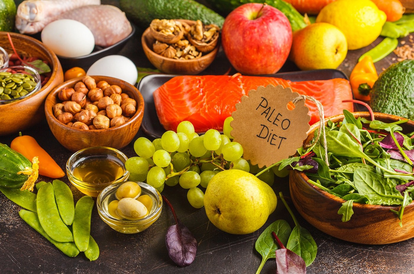 The Paleo Diet and Your Hair