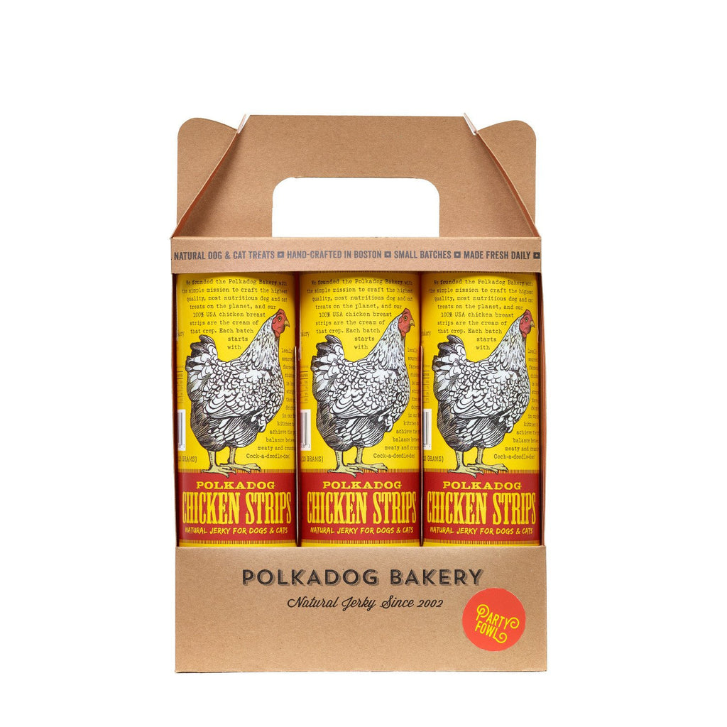 3-Pack Party Fowl