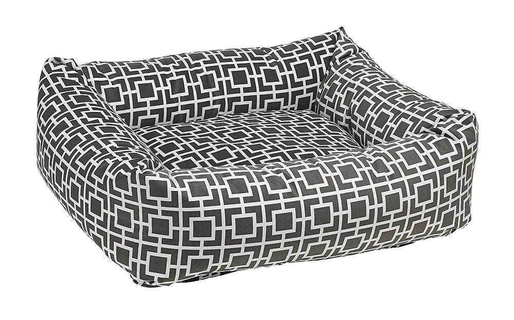 Courtyard Grey Bolster Nest