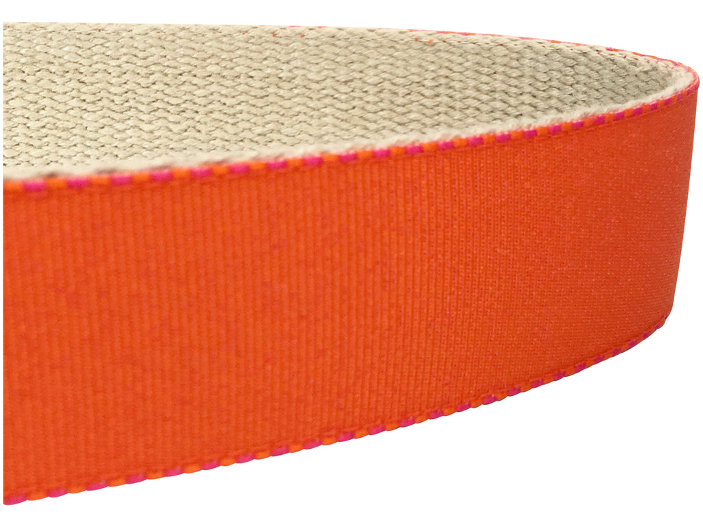 Candy Stitch Orange/ Pink