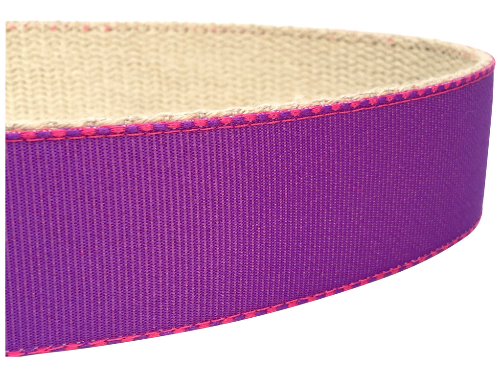 Candy Stitch Purple/ Pink