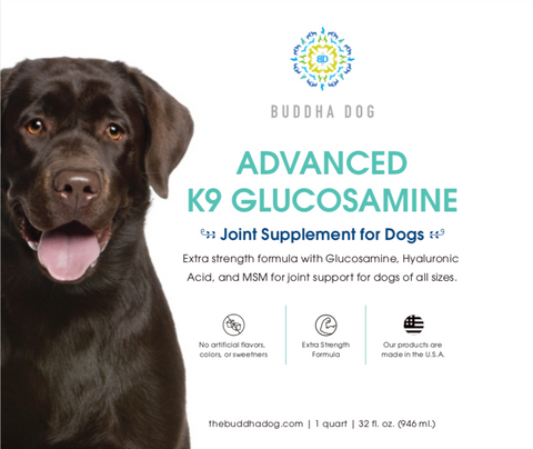 K9 GLOCOSAMINE ADVANCED