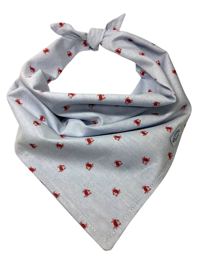 Chambray Chesapeake Bandana