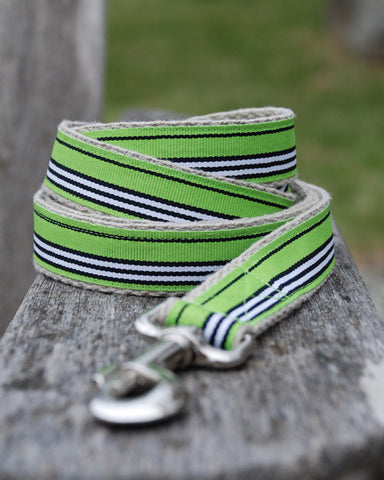 Sherwood Stripe Leash