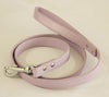 Purple dog leash pet wedding ideas