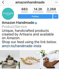Amazon Handmade- Pet accessory