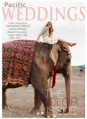 Pacific wedding magazine