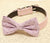 Lavender Dog Bow Tie collar, Pet wedding accessory,, dog lovers, Purple wedding, dog birthday gift, dog collar,  Lavender wedding accessory - LA Dog Store  - 2