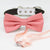 Coral Wedding Dog Collars- Coral Floral Dog Collar, Pet wedding accessory, Dog Lovers - LA Dog Store  - 2