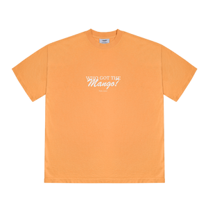 Ripple's 100% Cotton Orange Mango T-Shirt