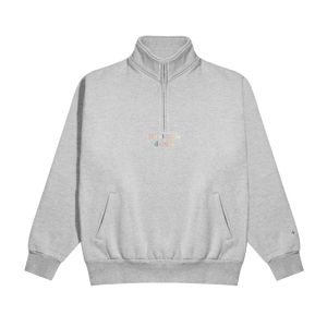 Ripple's Grey 'Nicotine is Dumb' Sweatshirt