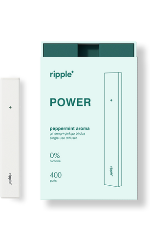 Ripple's Full-Set of nicotine free diffusers, THE SAMPLER