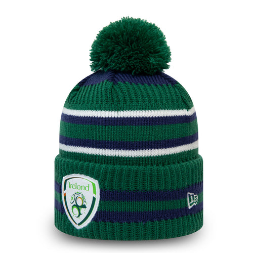 New era FA Ireland Heritage sport knit -Green