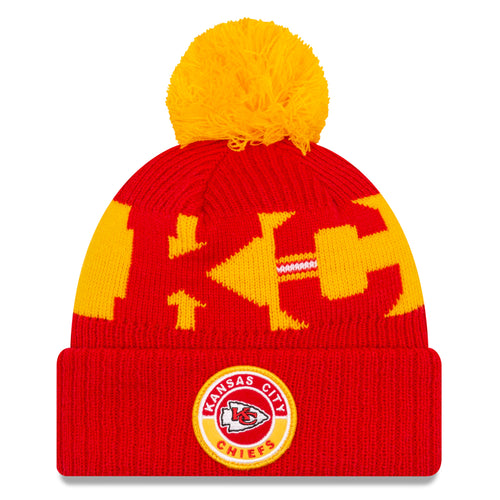 New era Kansas city chiefs sport knits