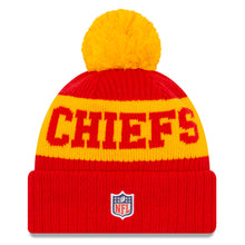 Load image into Gallery viewer, New era Kansas city chiefs sport knits