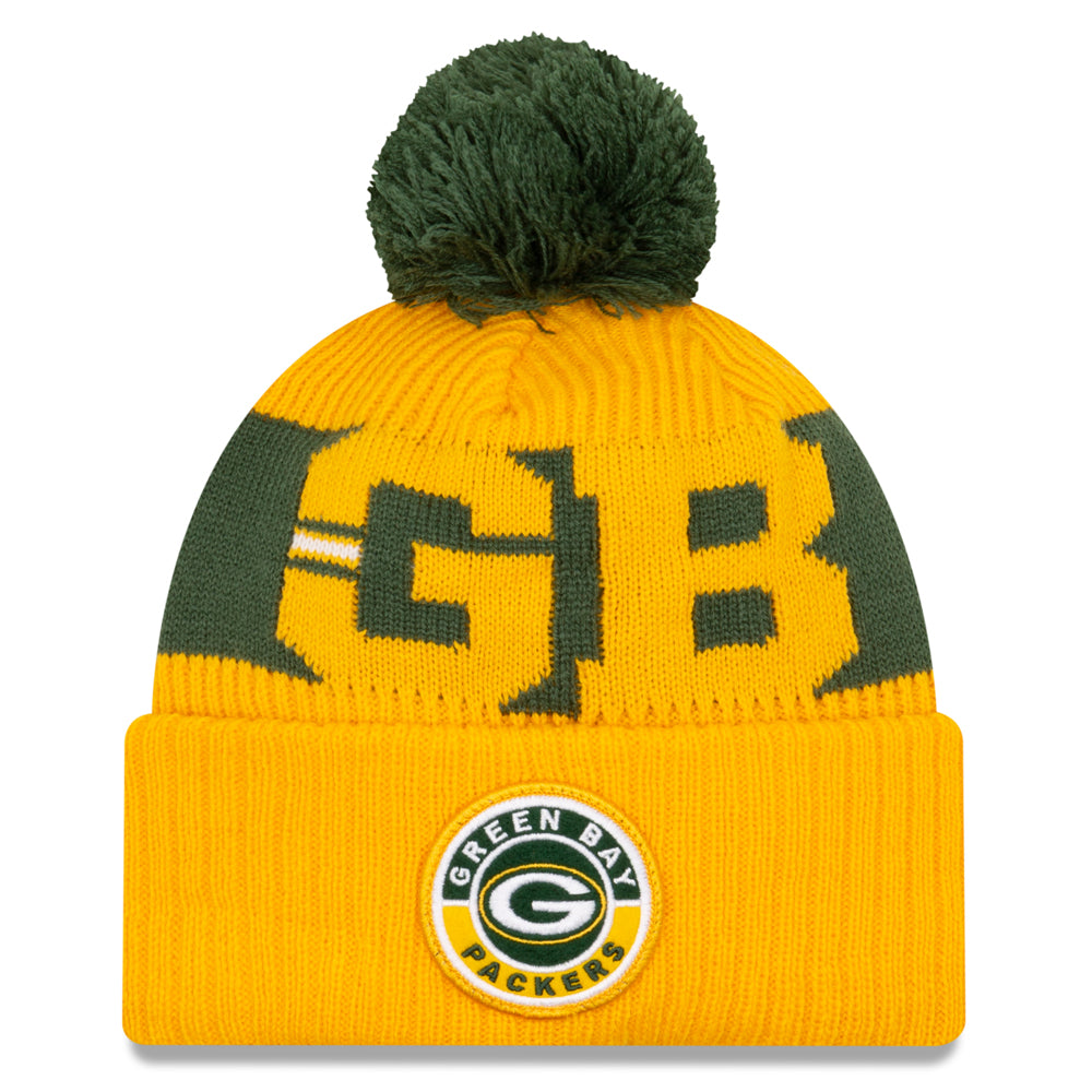 New era Green bay packers sport knits