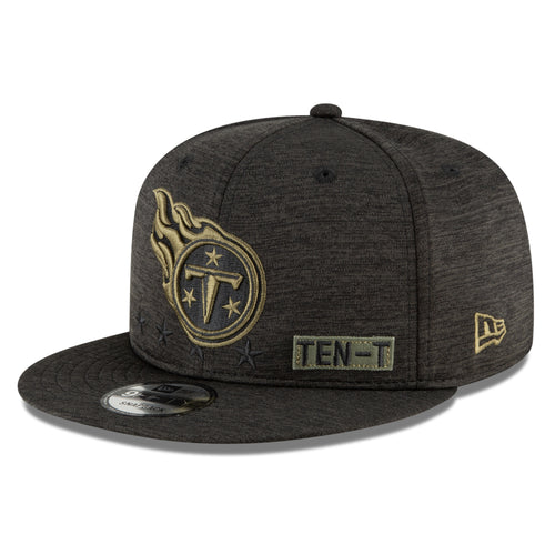 New era Tennessee Titans Salute To Service 9Fifty snapback