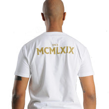 Load image into Gallery viewer, exe Badge Logo T-shirts. regular Fit 100% cotton
