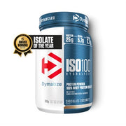 ISO 100 Hydrolyzed - 900g
