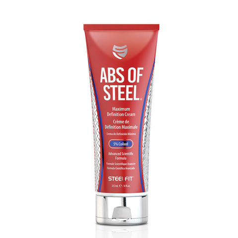 100ml Abs of steel Definition Cream