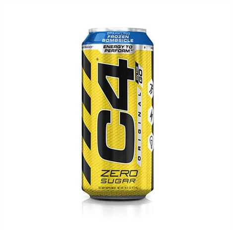 Cellucor C4 Carbonated Energy Drink - 473ml