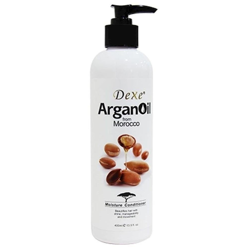 بلسم بزيت الاركان 400مل | Argan Oil Moisture Conditioner - sooqaman