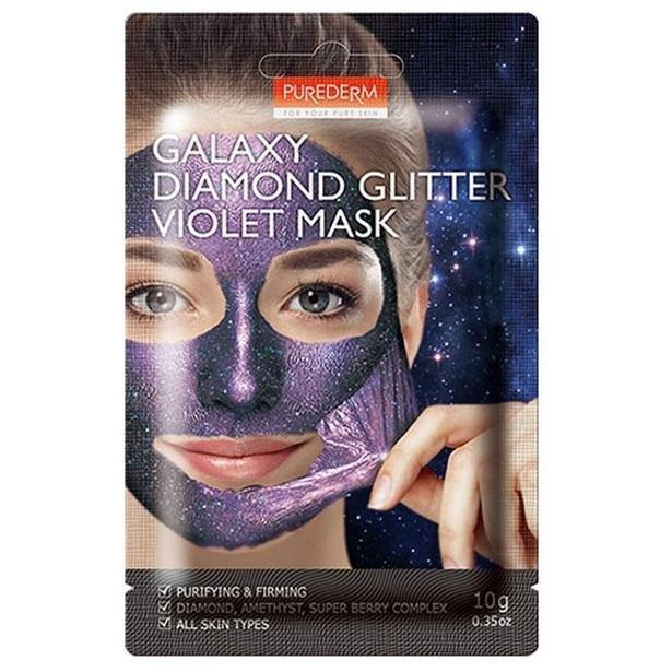 قناع جلاكسي بنفسجي 10g | Galaxy Violet Peel-off Mask 10g - sooqaman