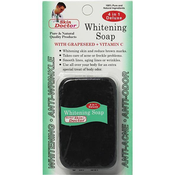 صابون تبييض | WHITENING SOAP | Skin Doctor