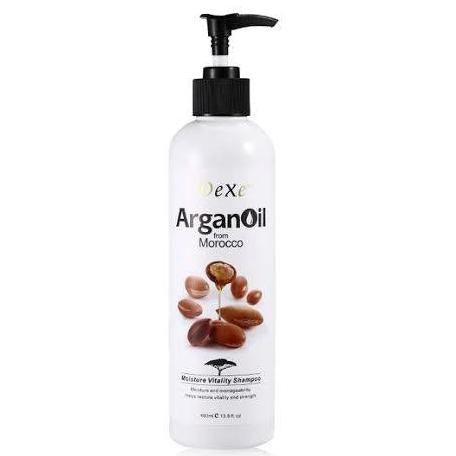شامبو بزيت الاركان 400مل | Argan Oil Shampoo From Morocco 400ml - sooqaman