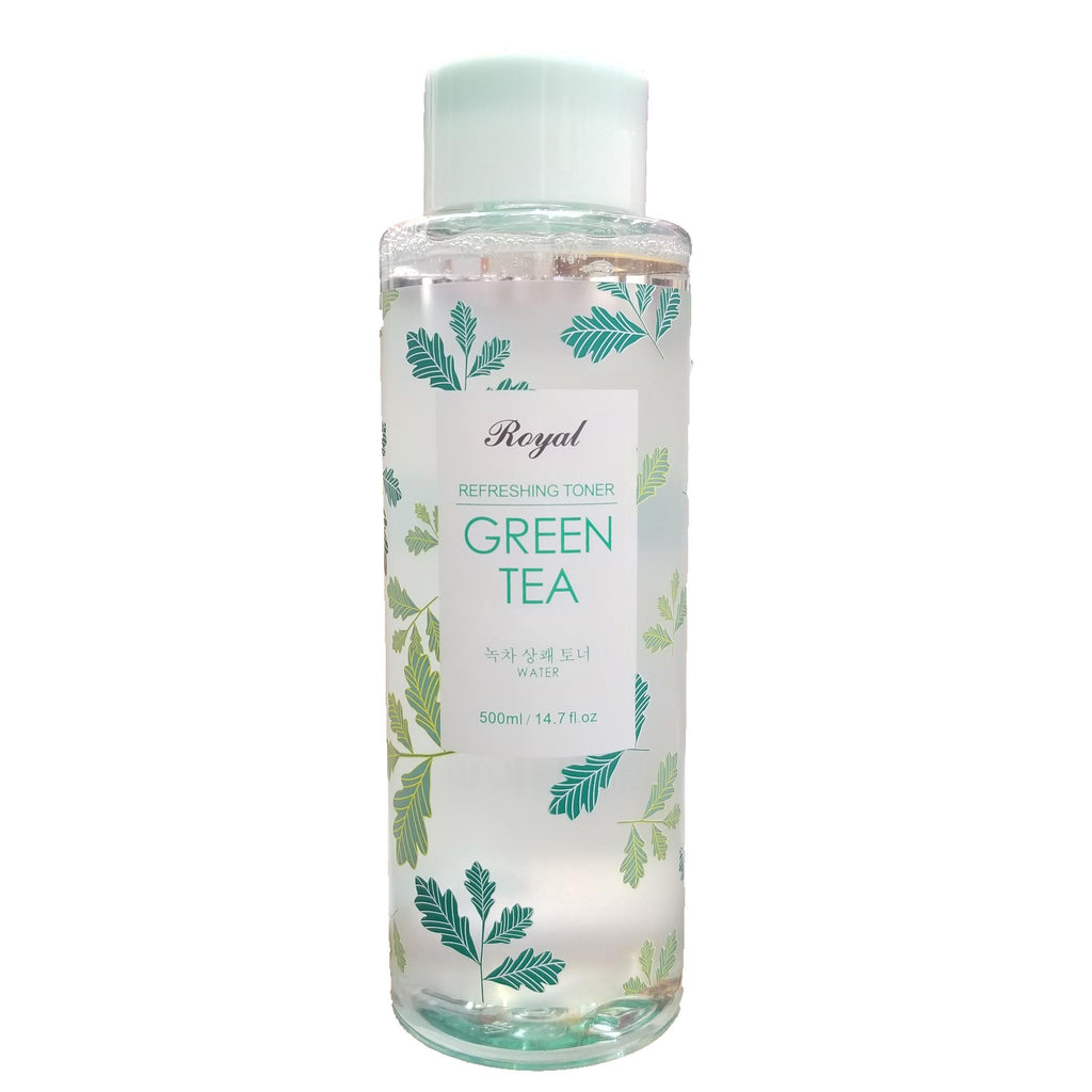 تونر الشاي الأخضر 500مل | Refreshing Toner Green Tea 50ml - sooqaman