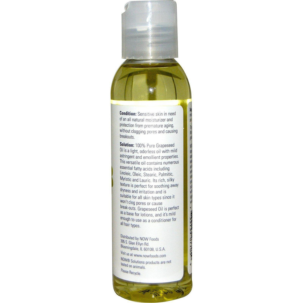 زيت بذر العنب 118ml | Grapeseed Oil 118ml - sooqaman