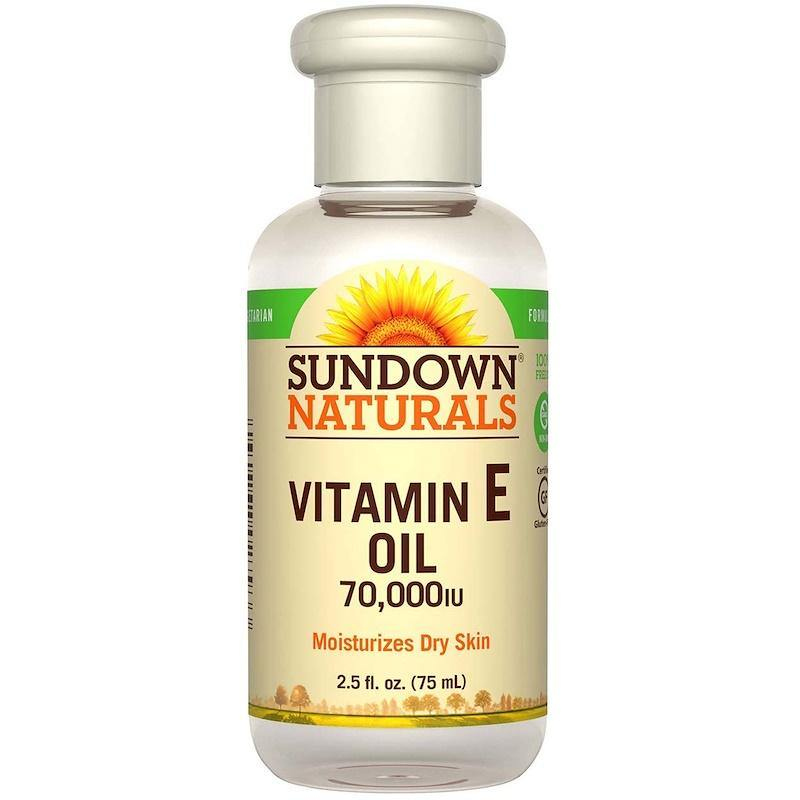 زيت فيتامين اي 70,000IU E | Vitamin E Oil 70,000IU | SUNDOWN NATURALS