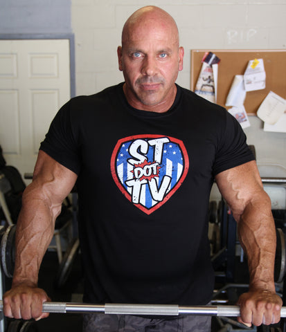 SuperTraining.TV Dot! Shield Shirt