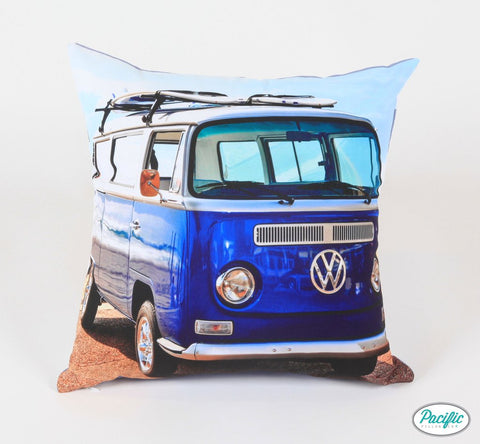 Combi Van Father's Day printed cushion