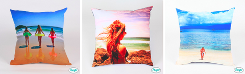 customised cushions by pacific pillow company