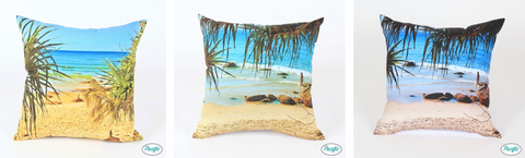 Byron Bay cushions