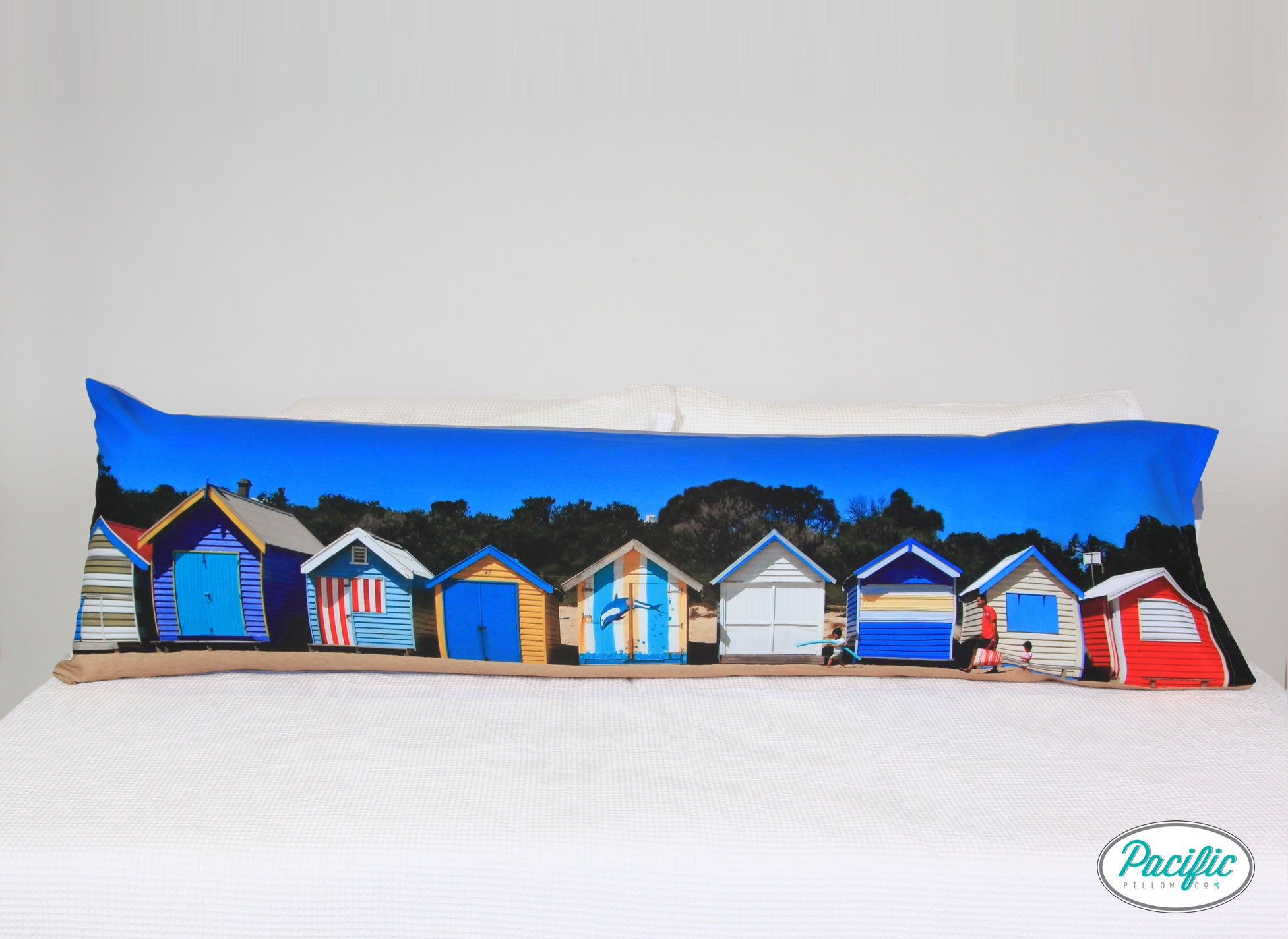 Pillowscape Beach Huts