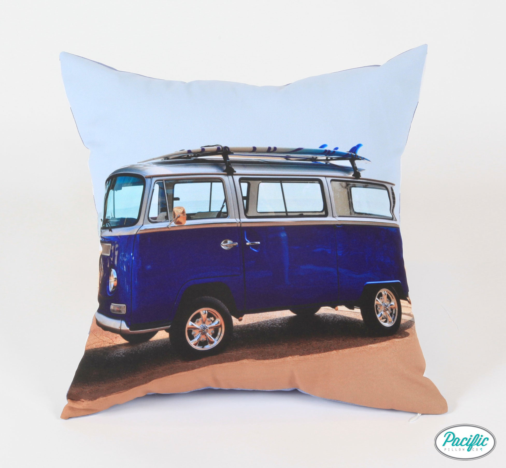 Dark Blue Kombi Side