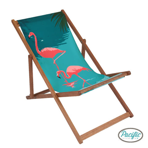 Flamingo Deckchair