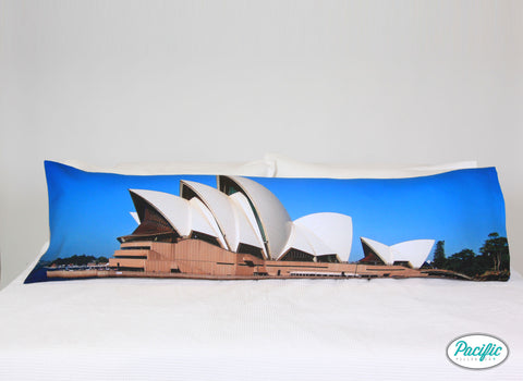Pillowscape Sydney Opera House