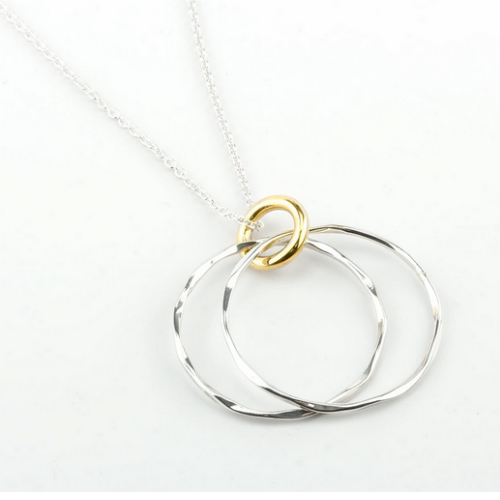 Baroni Eternity Necklace - Velvetblu Jewelry