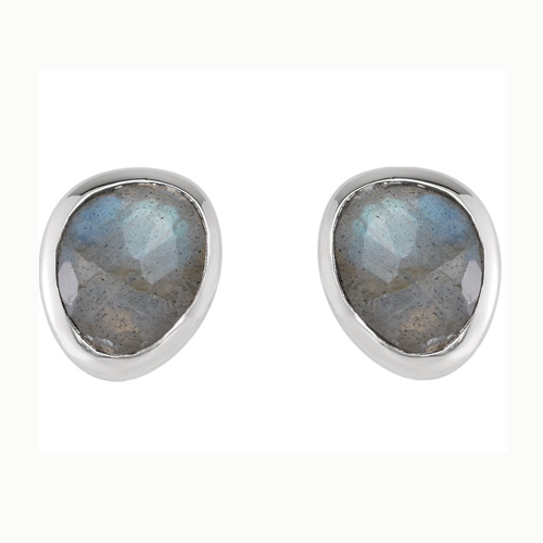 Missoma® Stud Earrings with Missoma® Box - Velvetblu Jewelry
