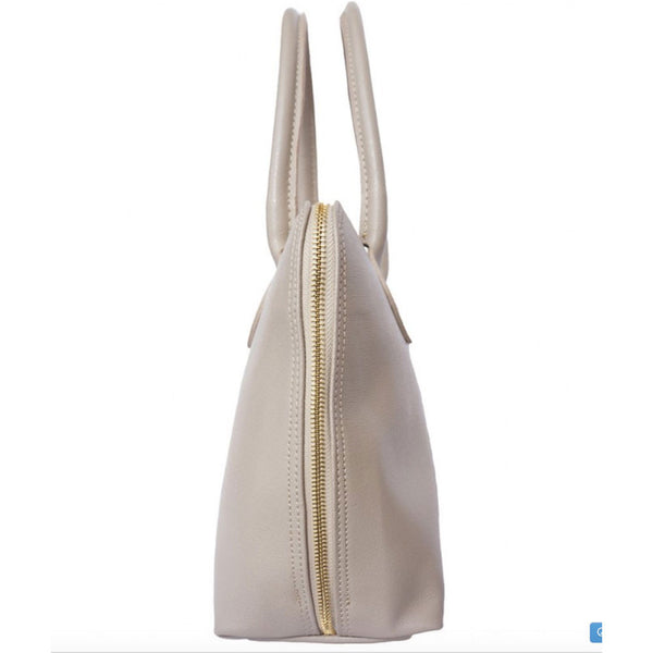 Saffiano Leather Italian Made Business Bag - Velvetblu Jewelry