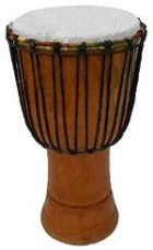Djembe Drum - Medium - Cow Hide - J0201C