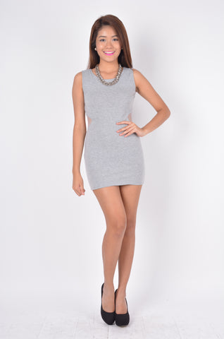 Taylor Dress in grey