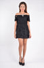 Khloe Dress in black
