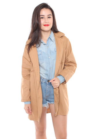 Pernille Coat (Brown)