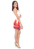 Persie Rose Dress (White)