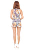 Rania Playsuit (White)